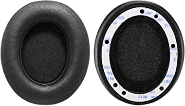 Professional Beats Studio Replacement Earpads Cushion Compatible with Beats Studio 2 & 3 / Wired B0500 / Studio Wireless B0501 Over-Ear Headphones with Noise Isolation Memory Foam & Upgraded Adhesive