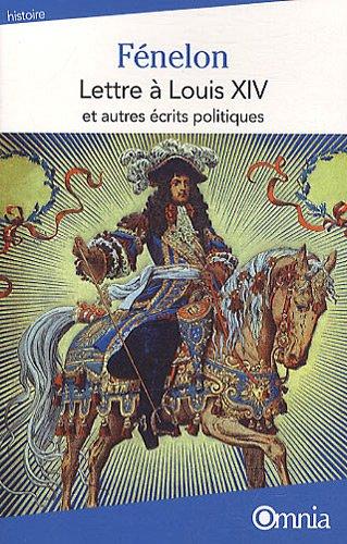 LETTRE A LOUIS XIV