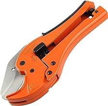 KSEIBI 141780 PVC Pipe Plumbing Tube Plastic Hose Cutter Pliers Tool 1/8-inch to..