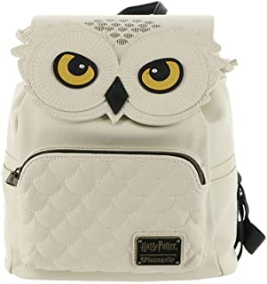 Loungefly Harry Potter Hedwig Faux Leather Mini Backpack