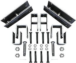 Tandem Trailer Axle Slipper Hanger Kit for 5200-8000 Pound Trailer Axles