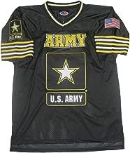 JWM Men's Football Jersey US Army