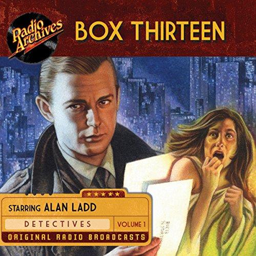 Box Thirteen, Volume 1 audiobook cover art