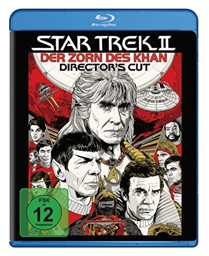 Star Trek 2 - Der Zorn des Khan [Blu-ray] [Director's Cut]