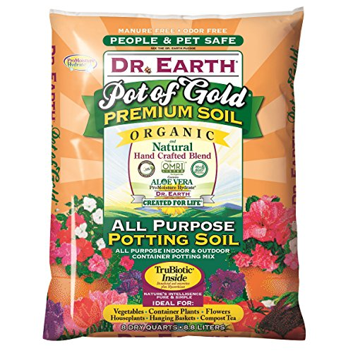 Dr. Earth Pot of Gold Best Organic