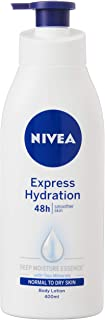 Nivea Express Hydration Body Lotion, 400 ml