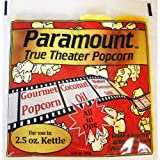 2.5oz Popcorn Packets - Perfect Portion Packs For 2.5 oz Popcorn Maker Machine Popper - Case of 24