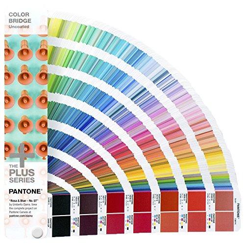PANTONE GG6104N Plus ColorBridge Guide Uncoated, Multicolor