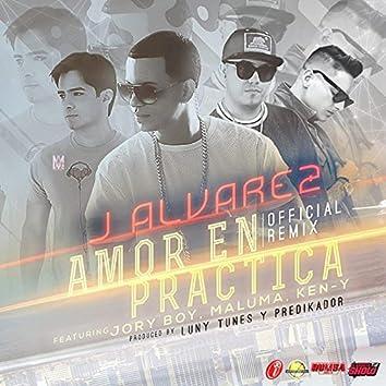 Amor En Practica (Remix) [feat. Jory Boy, Ken-Y & Maluma]