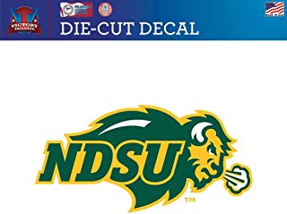 Victory Tailgate North Dakota State University NDSU Bison Die-Cut Vinyl Decal Logo 1