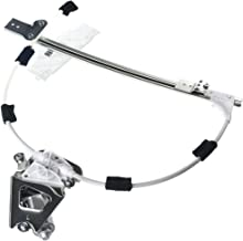 Front Driver Side Power Window Regulator with Motor for Jeep Liberty 2002-2006