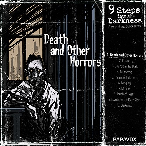 Death and Other Horrors (9 Steps into Darkness 1) audiobook cover art
