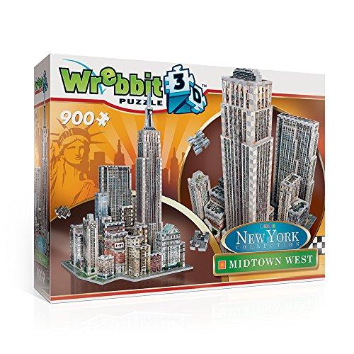 Wrebbit 3D W3D-2010 3 D Puzzle