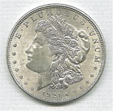 1921 morgan dollar value