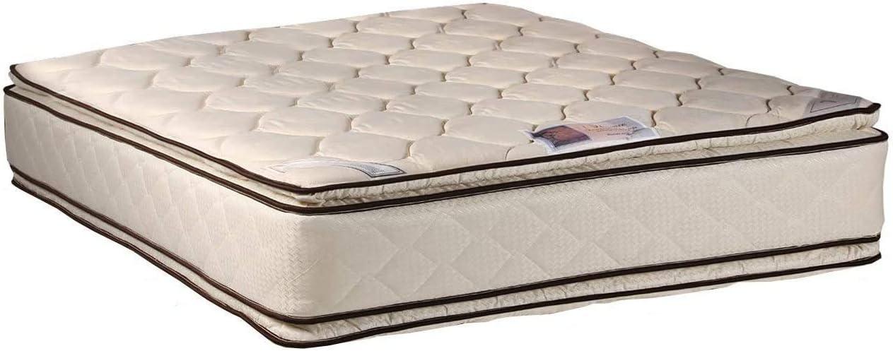 DS USA Coil Comfort Regular discount Popular brand in the world PillowTop Medium Only Mattress D Twin Firm
