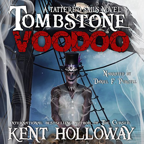Tombstone Voodoo audiobook cover art