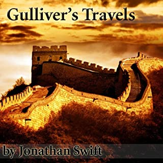 Gulliver's Travels                   By:                                                                                                                                 Jonathan Swift                               Narrated by:                                                                                                                                 Walter Covell                      Length: 10 hrs and 20 mins     8 ratings     Overall 3.3