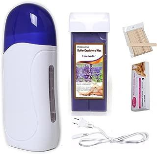 depilatory heater single