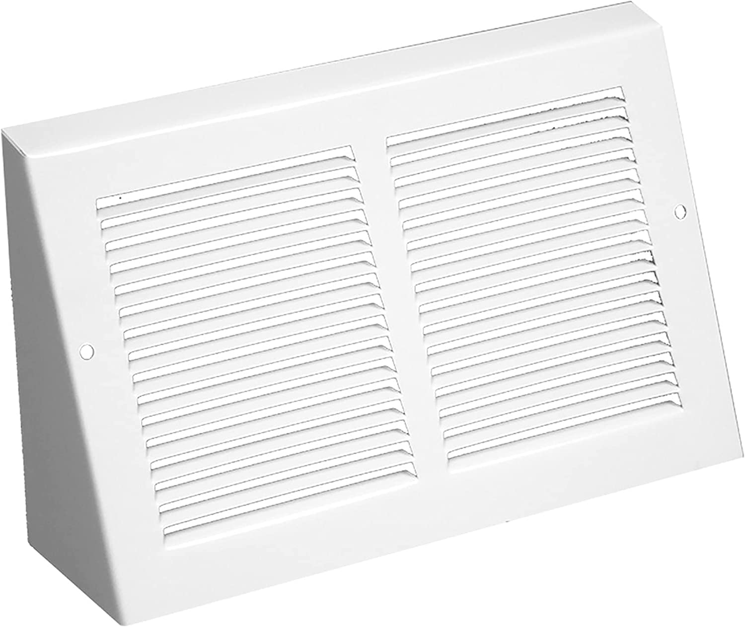 Continental Triangular Baseboard Grille Air Vent Covers - 30x6-I