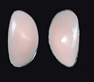 Motawator Silicone Breast Enhancers Chicken Fillets Pushup Bra Implants (36D 38C 40A)