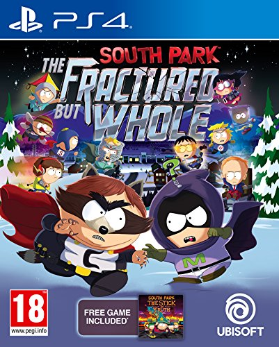 South Park: The Fractured but Whole (Includes SouthPark: The Stick of Truth)