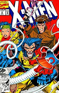 X-MEN #4 (1st Appearance OMEGA RED)