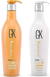 Global Keratin GK UV/UVA Shield Color Protection Shampoo & Conditioner - 22oz
