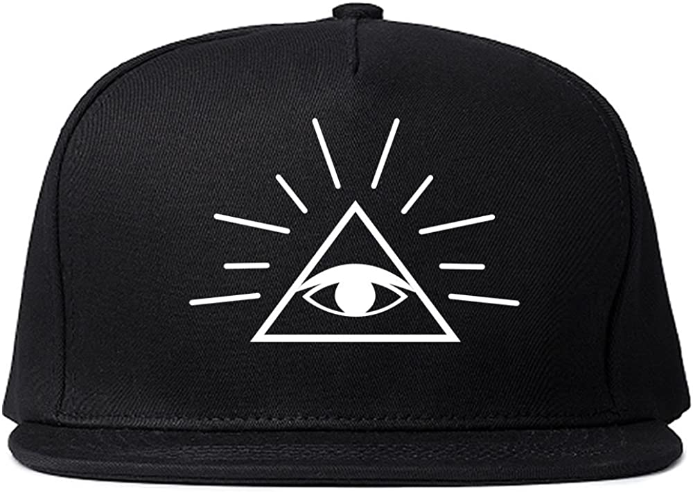Kings Of NY All Seeing Eye Hat Snapback Providence Cap God Cheap mail order shopping of supreme