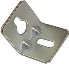 SECOTEC Hoekhanger 37 x 58 mm met schroeven verzinkt 4 stuks