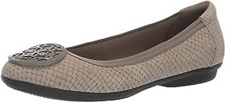 حذاء باليه مسطح Gracelin Lola للسيدات من Clarks