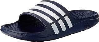 adidas Men's Duramo Slide Shoes, Dark