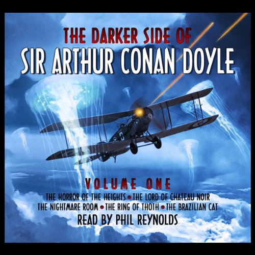 The Darker Side Of Sir Arthur Conan Doyle - Volume 1 Titelbild