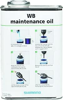 SHIMANO Internal Gear Hub Maintenance Oil (1 Liter)