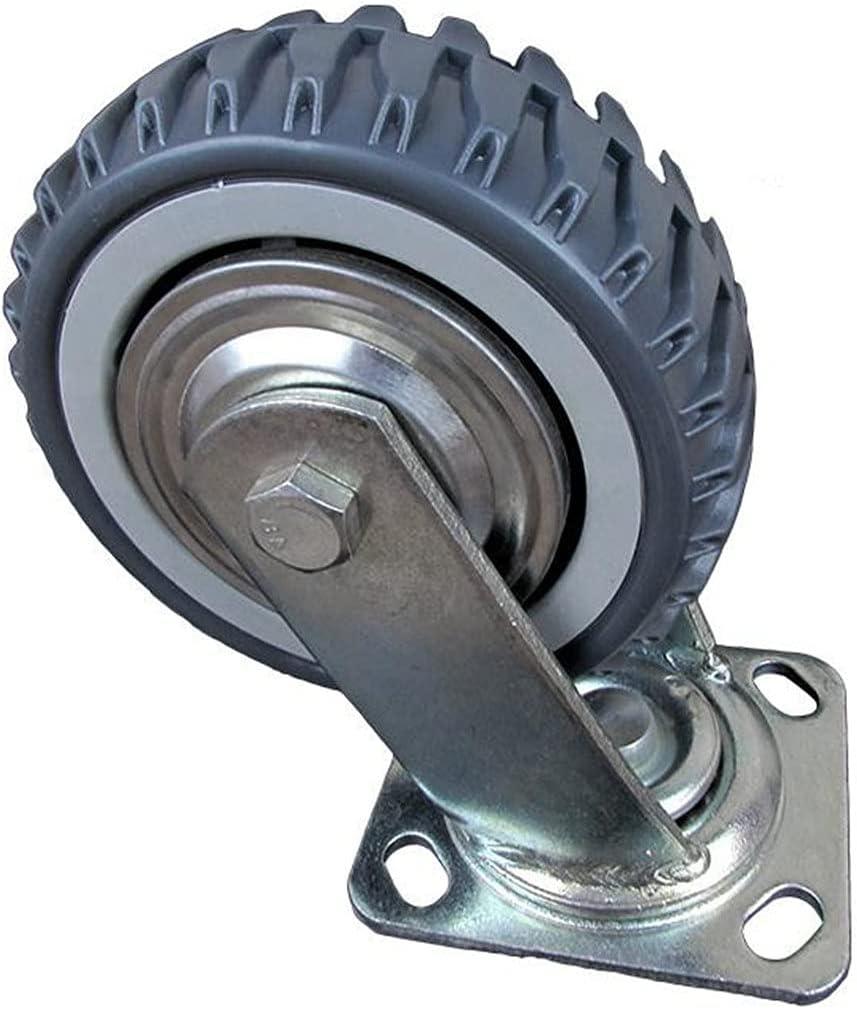 WYBFZTT-188 Heavy Universal Wheel 4 5 Inch Polyurethane Wear-Res