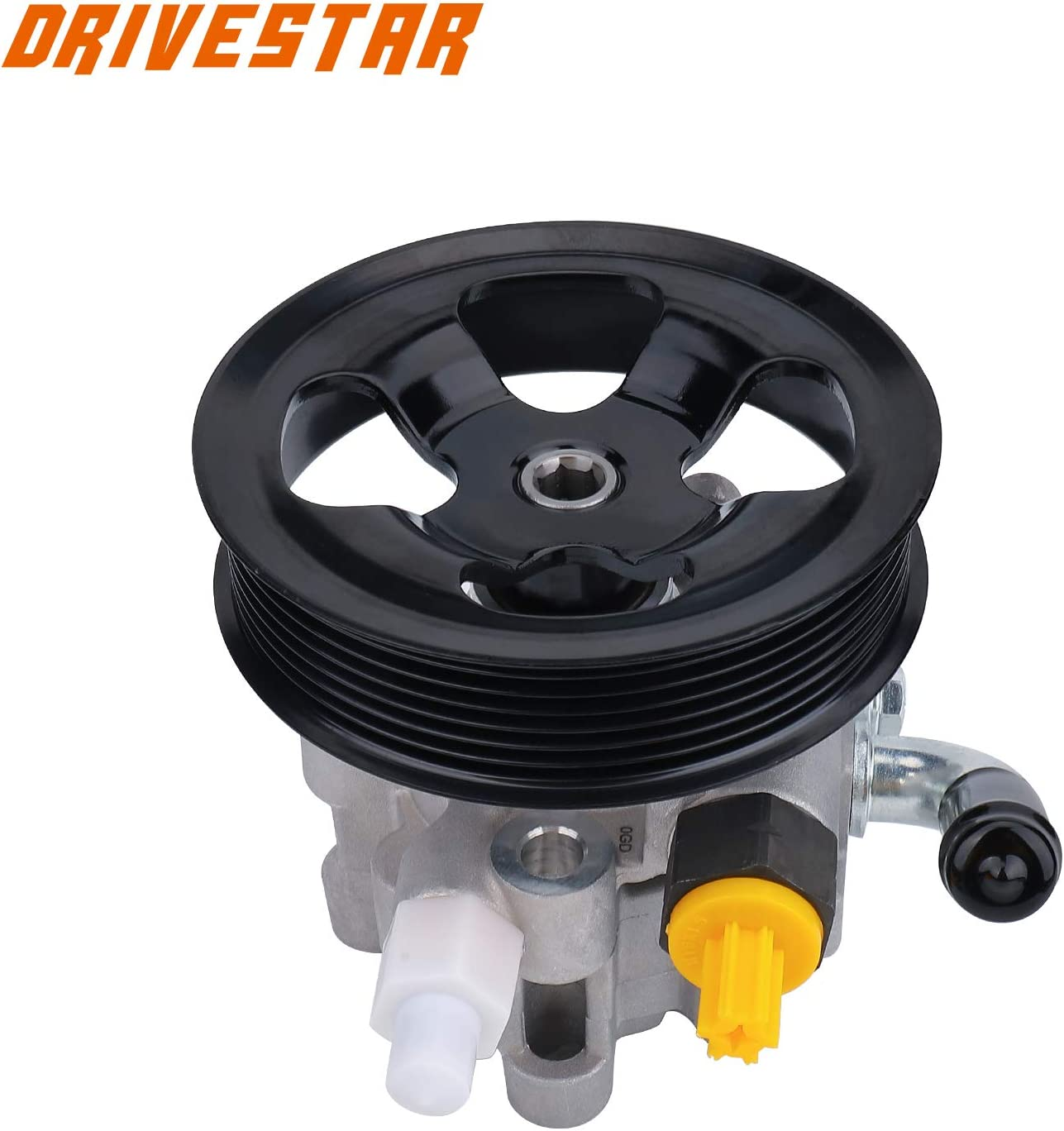 DRIVESTAR 21-5245 Power Steering Pump Pully 2 Popular overseas for with Selected 2021 model
