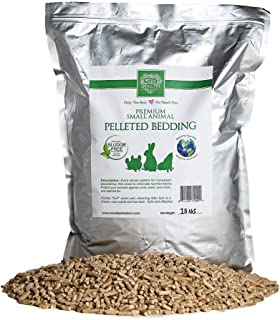 equine pelletized bedding