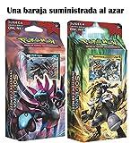 Pokemon JCC- Sol y Luna: Invasión Carmesí Baraja - Español (1 al Azar) (The Pokémon Company POSMCI01)