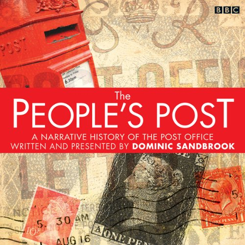 The People's Post audiobook cover art