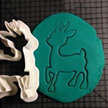 N/R 1pc Herramientas de Silicona para postres de Cocina navideña de Goma de Silicona Herramientas para Hornear, Verde