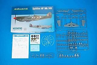 Eduard 1:72 Spitfire HF Mk.VIII Plastic Model Kit #7449