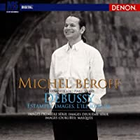 Debussy: Piano Works 4 by Michel Beroff (2010-09-22)
