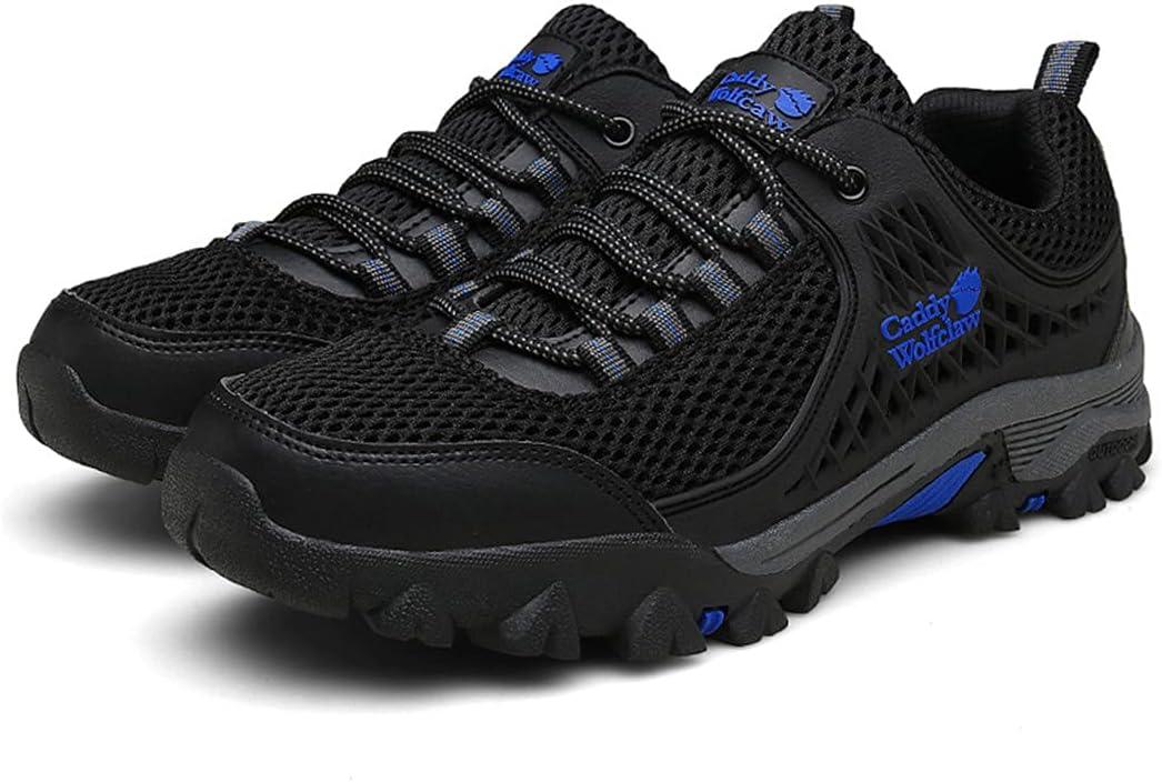 ASONEER Summer Popularity Max 67% OFF Men Hiking Shoes Outdoor Mountain Trekking Trail