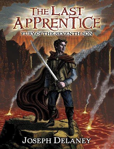 The Last Apprentice: Fury of the Seventh Son (Book 13) (English Edition)