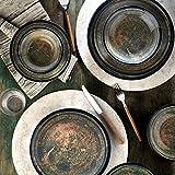 Kütahya Porselen Nano NNTS24Y2890002 - Juego de mesa (24 piezas)