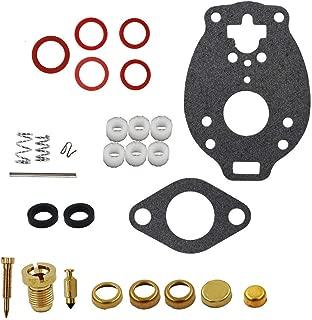 Carbpro Carburetor Rebuild Kit For Marvel-Schebler TSX Carb Repair Allis Farmall Ford 778-505 K7505 rebuld kit New