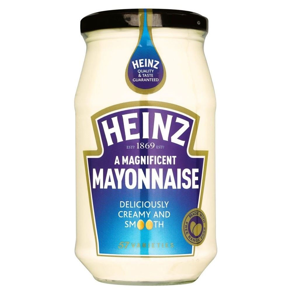 Heinz Mayonnaise 430g - of Max 90% OFF Pack New product! New type 6
