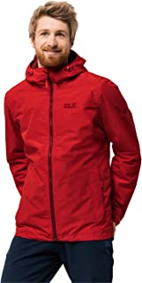 Men's Chilly Morning Waterproof Insulated Jacket