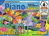 18327 - Progressive Piano Method for Young Beginners Book 2 - Book/Online Video & Audio (Progressive Young Beginners)