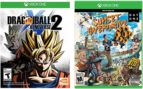Dragon Ball Xenoverse 2 Standard Edition & Sunset Overdrive Xbox One