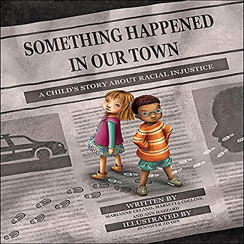 Something Happened in Our Town audiobook cover art